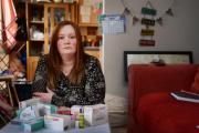 Epileptic mum hit by mix-up over prescription charges