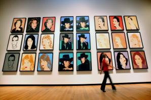 Andy Warhol exhibition shows another side to artist icon