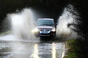 Storm Imogen: Heavy rain and gales hit Oxfordshire - as it happened